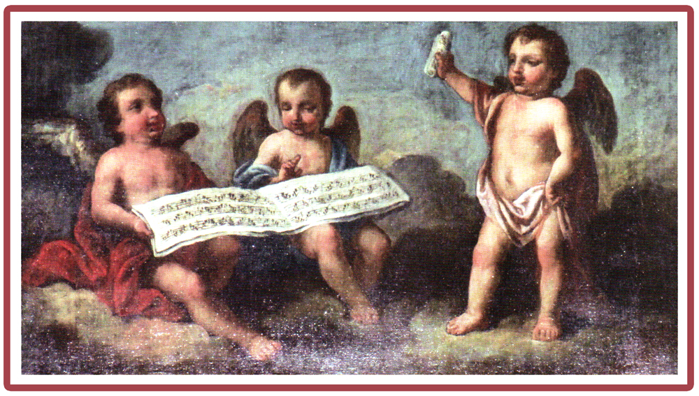 Putti in musica